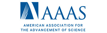 blue and white american association for advancement of science