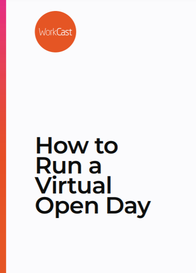 How to Run A Virtual Open Day