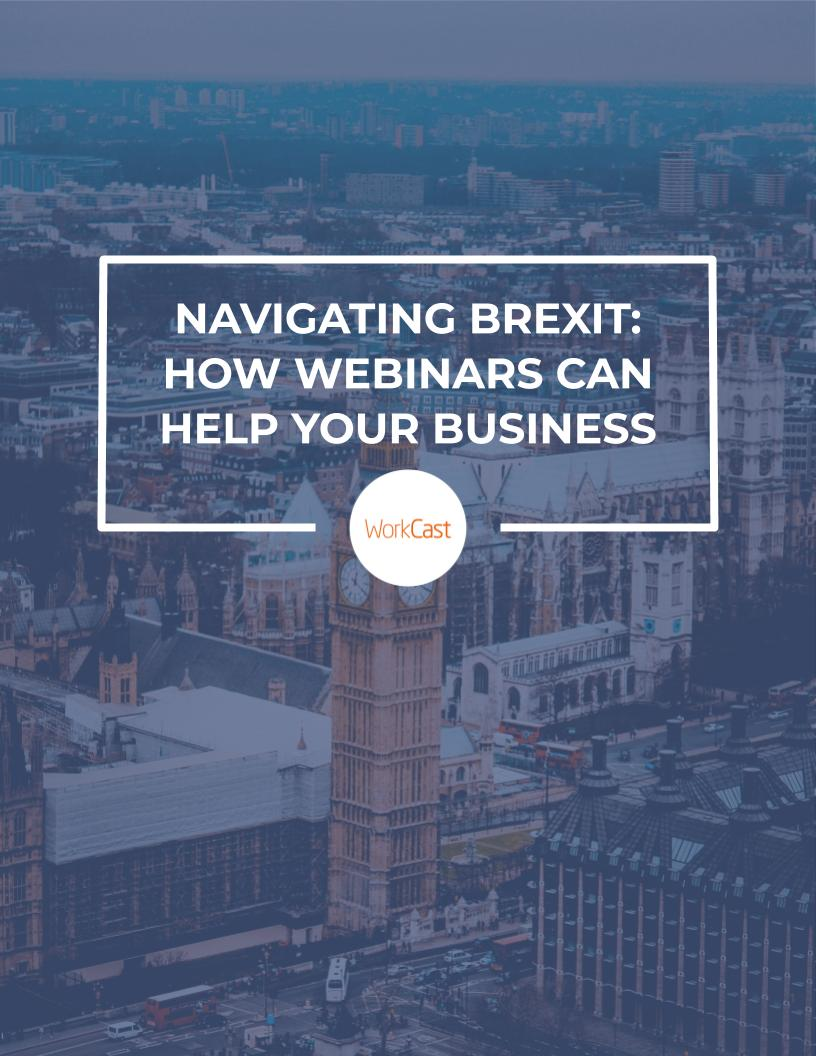 Navigating Brexit_ How Webinars Can Help Your Business