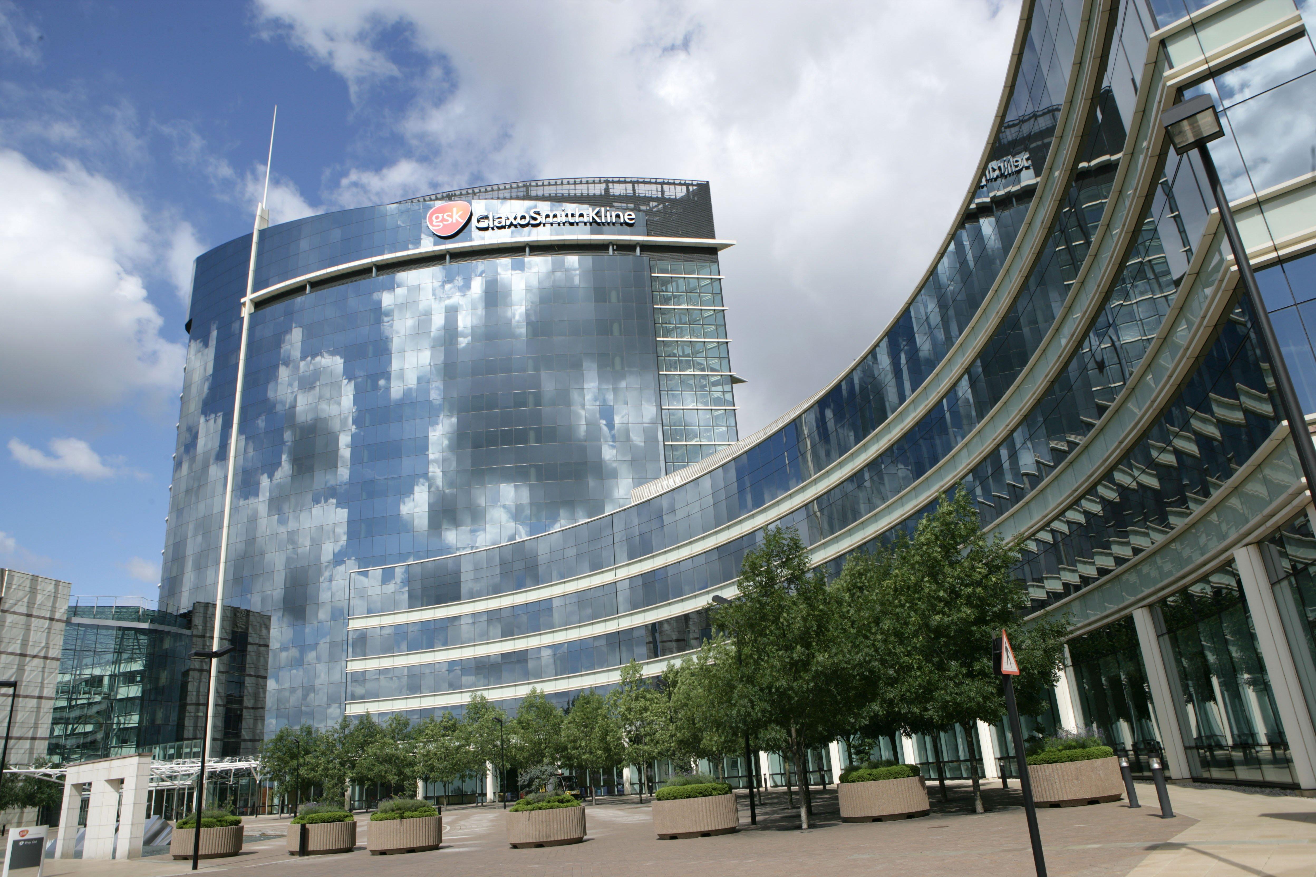 GlaxoSmithKline-headquarters-building