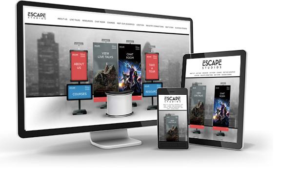 Screenshots WorkCast Enterprise