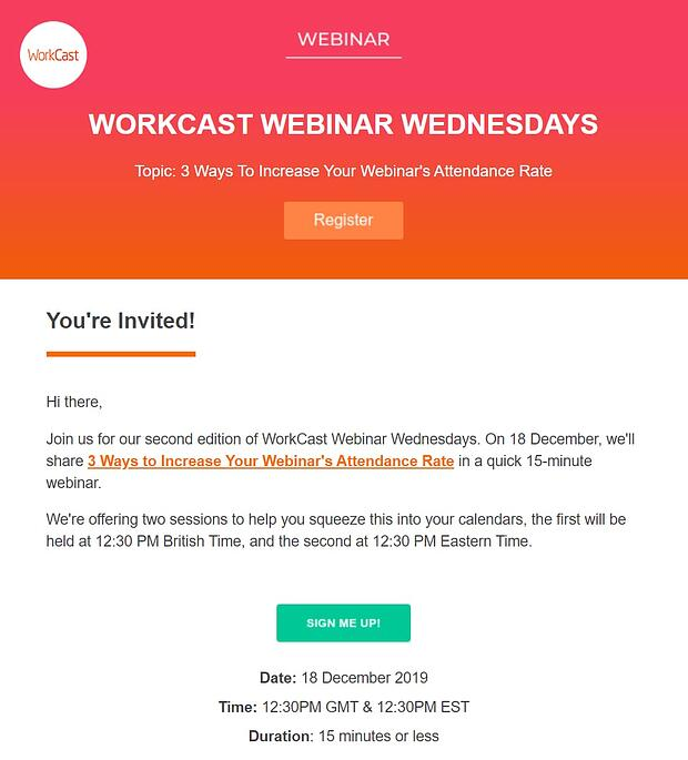 workcast-webinar-promotional-email-example
