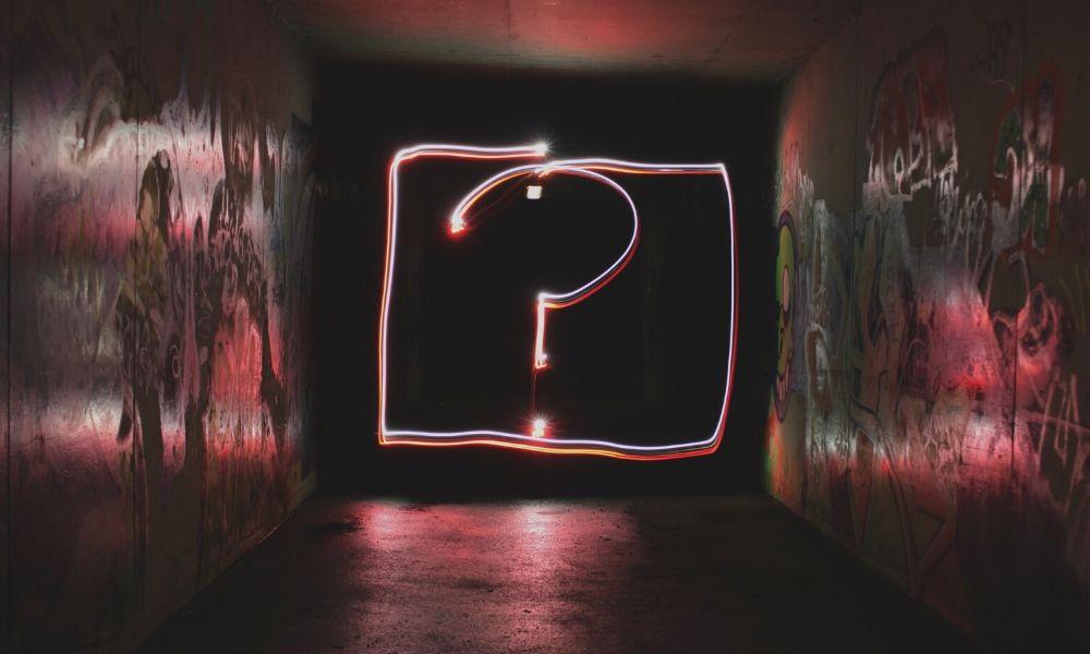 question-mark-neon